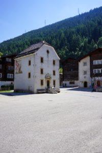Zehndenratshaus Ernen