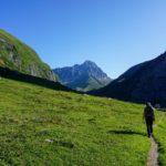 Berglandschaft[